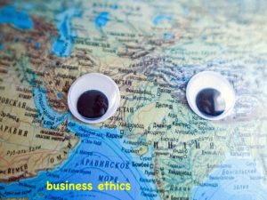 The importance of business ethics in corporate social responsibility auditing