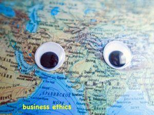 La importancia de la ética empresarial en la  auditoría de responsabilidad social empresarial (RSE)